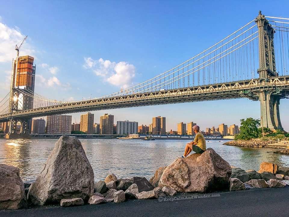 Manhattan Bridge (New York).