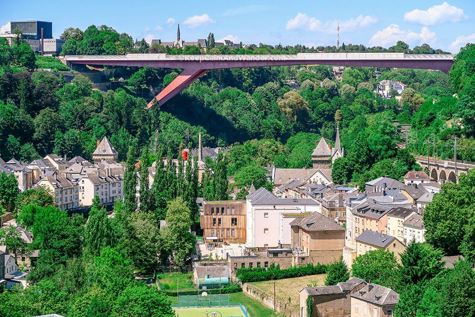 Things to do in Luxembourg for One Day .