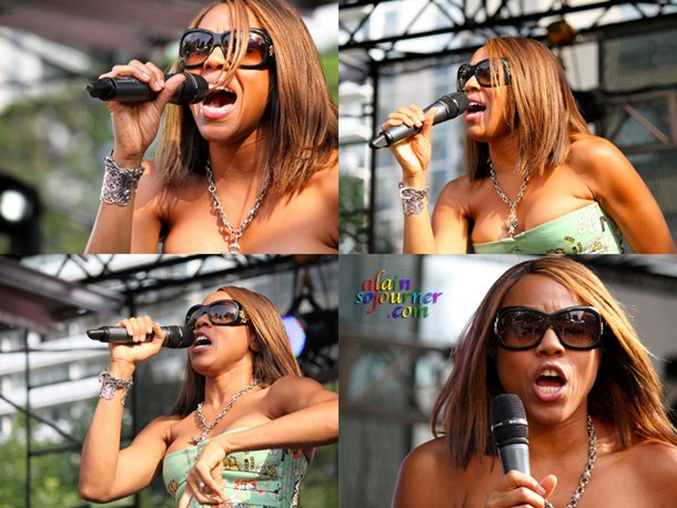EVENTS NOT TO MISS AT WORLD PRIDE TORONTO 2014 Deborah Cox
