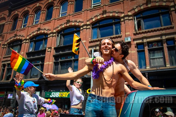 Toronto Pride Parade EVENTS NOT TO MISS AT WORLD PRIDE TORONTO 2014