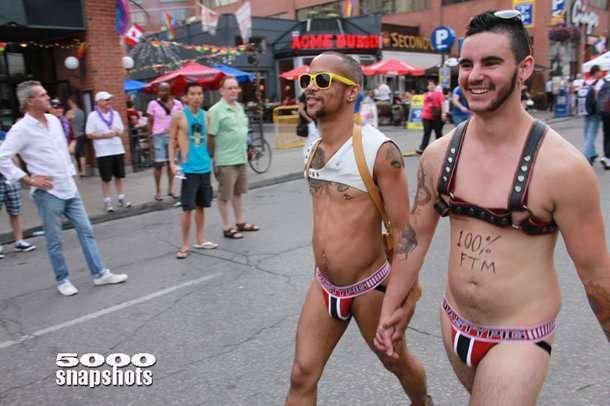Trans March Photos 2012