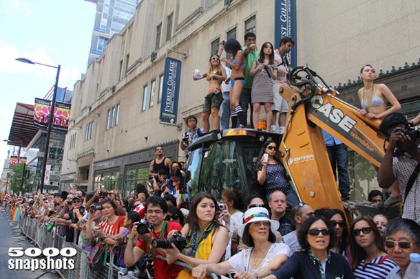 2012 Toronto Pride Parade Photos