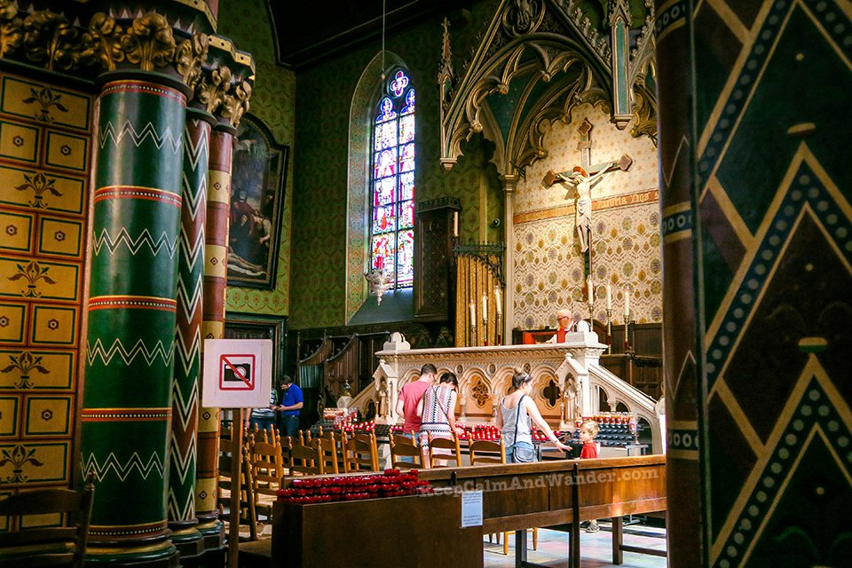 Basilica of the Holy Blood / I Spent a Day in Bruges and I did My Own Walking Tour (Belgium).