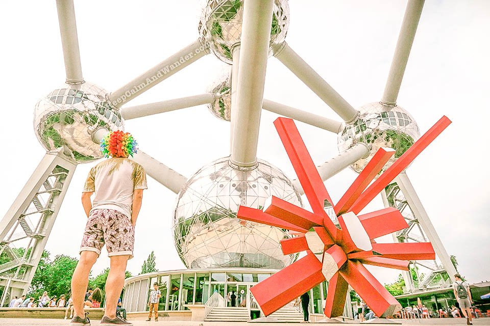 Atomium in Brussels: Is it a Tower, Building, Pyramid or Sculpture? (Belgium)