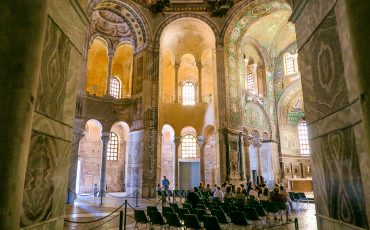 Basilica de San Vitale Ravenna Italy