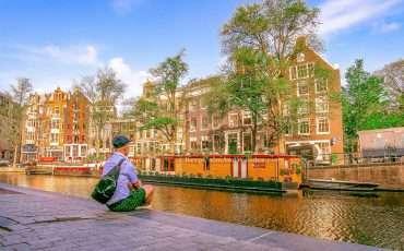 Anne Frank's House.Alain.Amsterdam 1