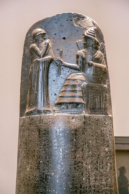 Code of Hamurabi.