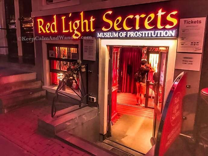 Red light district amsterdam reddit