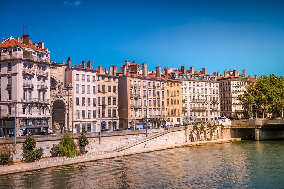 Travel Itinerary: A Perfect Day in Lyon (France).