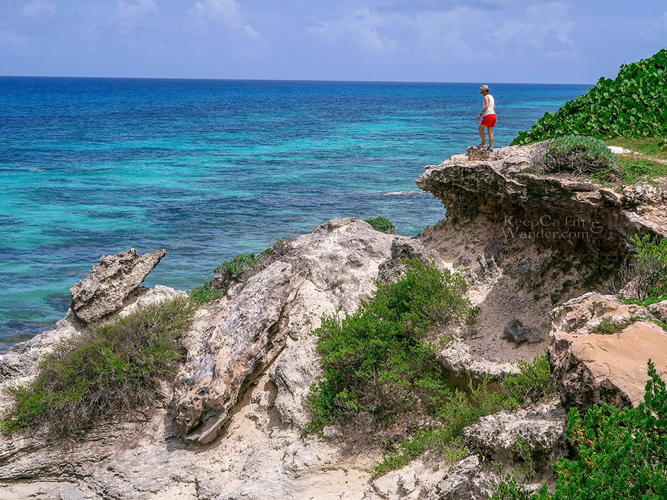 How to Spend a Day in Isla Mujeres (Cancun, Mexico).