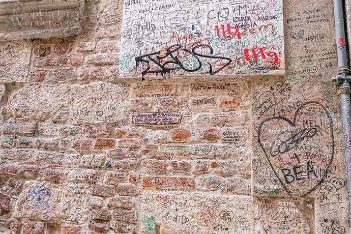 Hostel Hostel in Verona, Italy.