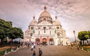 Sucre Cours-Sacred Heart Paris France 13