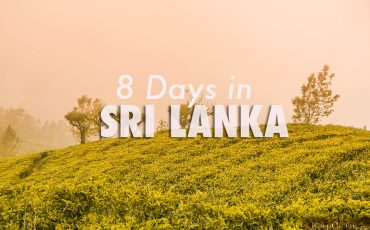 8 Days in Sri Lanka