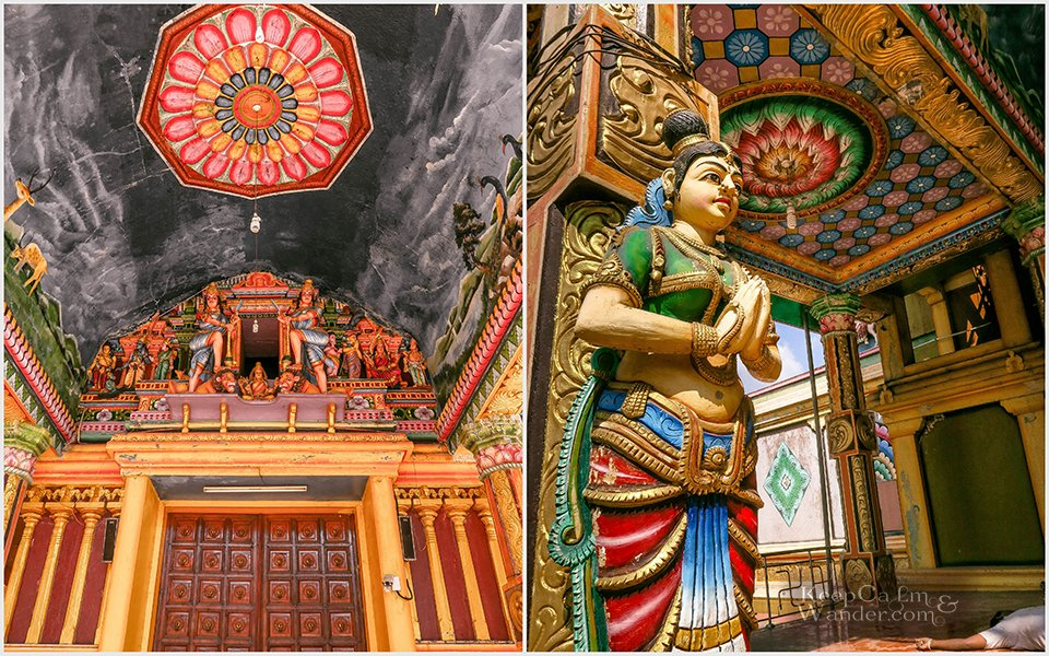 This Hindu Temple in Matale is Incredible and It Has a Very Long Name - Arulmigu Sri Muthumariamman Thevasthanam (Sri Lanka).