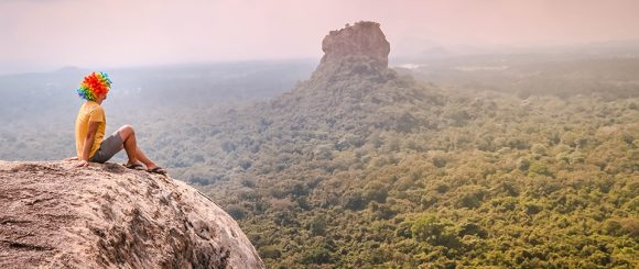 Pidurangala Rock Sigiriya Sri Lanka 17