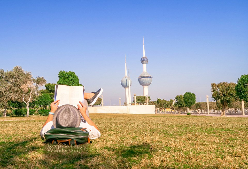 20 Photos From Kuwait: Its Skyline, Towers and Corniche
