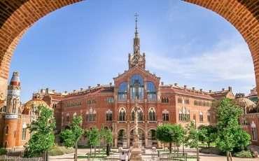 Sants Hospital Barcelona Spain 15