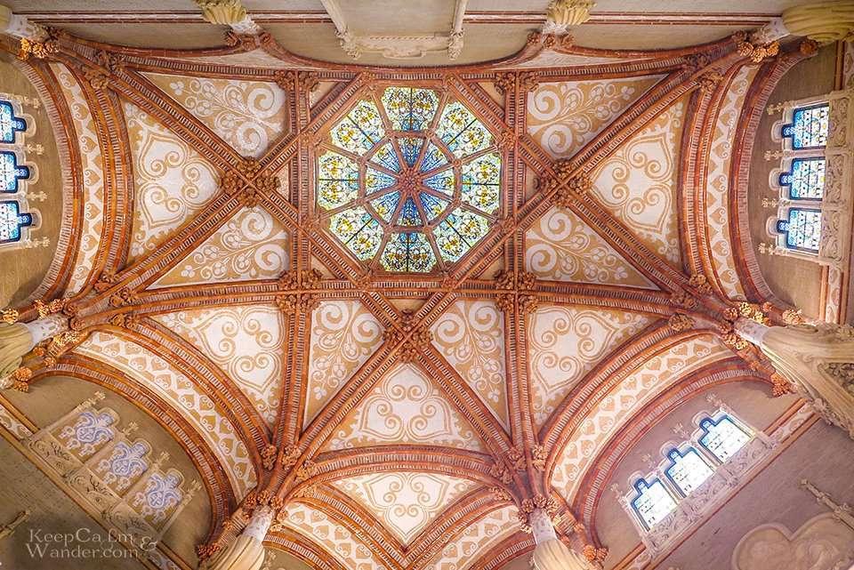 Sant Pau Hospital is Barcelona's Window to Art Nouveau (Barcelona, Spain).