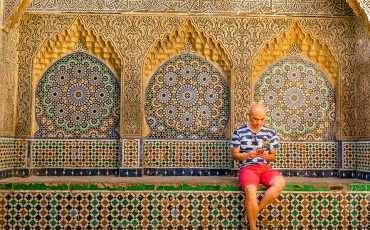 Alain Kasbah in Tangier 11