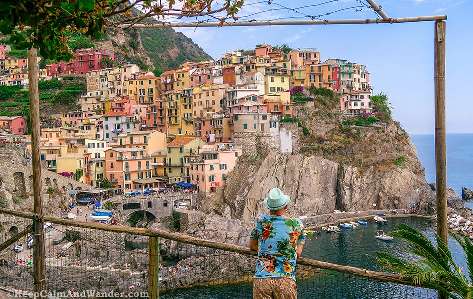 The Five Villages of Cinque Terre – Which One is the Best to Visit? (Manarola, Italy).