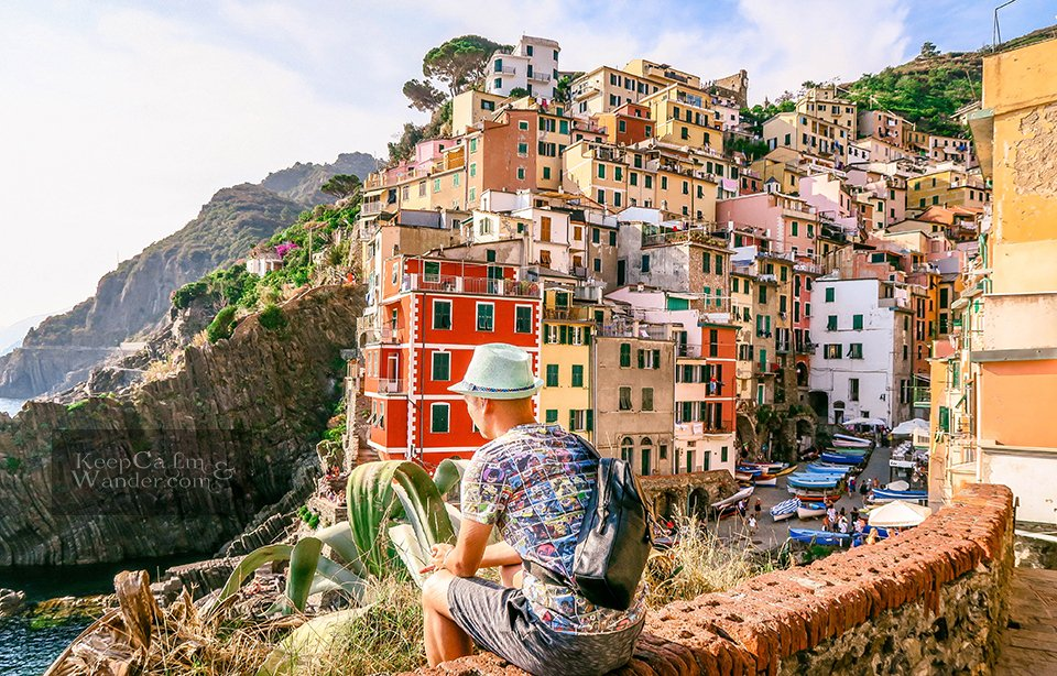 The Five Villages of Cinque Terre – Which One is the Best to Visit? (Riomaggiore, Italy).