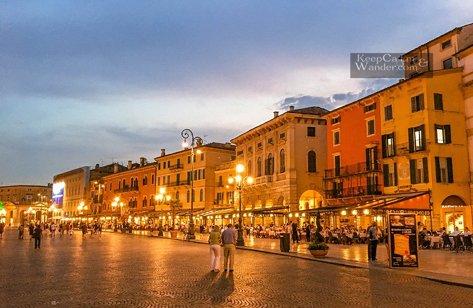Things to do in Veruna Italy.