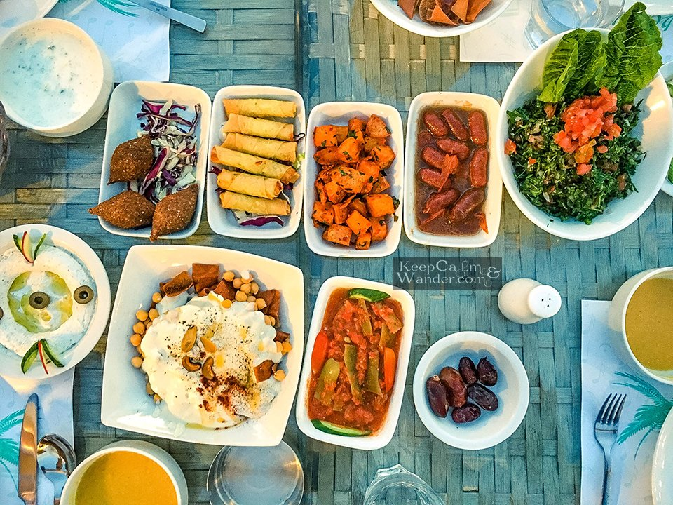Lebanon: 10 Things to See in Beirut (Lebanese cuisine).