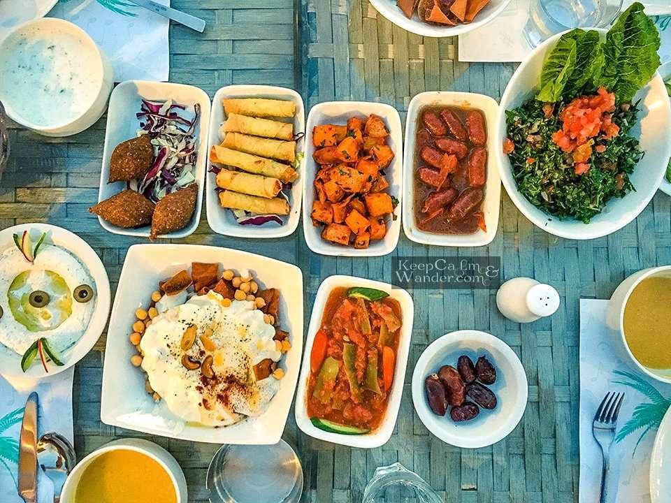 Lebanon: 10 Things to See in Beirut (Lebanese cuisine).
