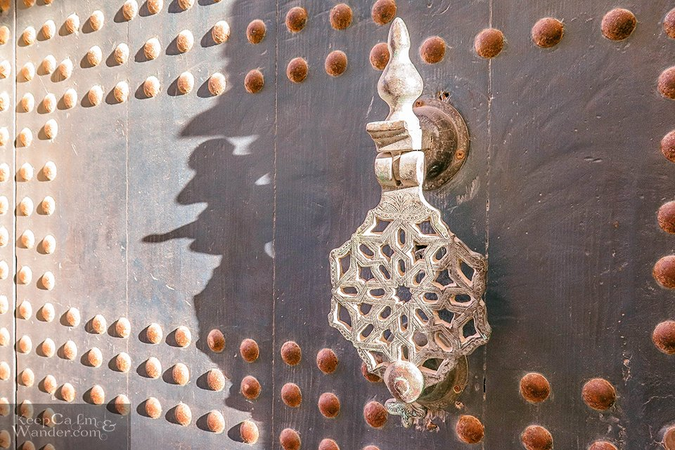 My Own Walking Tour at the Kasbah in Tangier (Morocco).