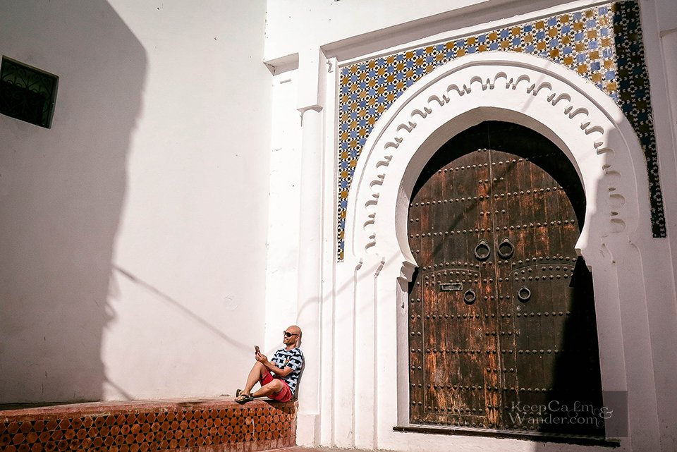 5 Things to do in Tangier (Kasbah in Tangier, Morocco).