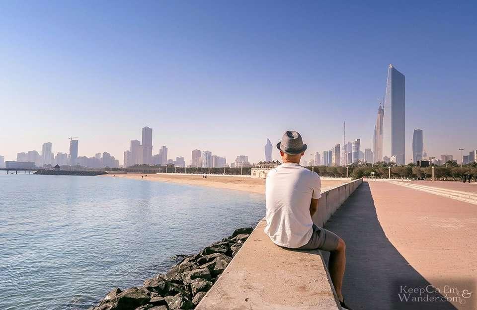 8 Things to do in Kuwait (Kuwait Corniche)