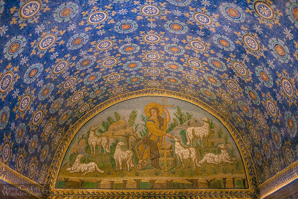 Italy: 5 Interesting Facts About the Mausoleo di Galla Placidia in Ravenna.