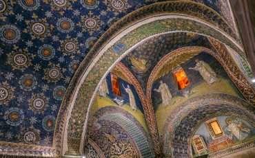 Mausoleo di Galla Placidia Ravenna 15