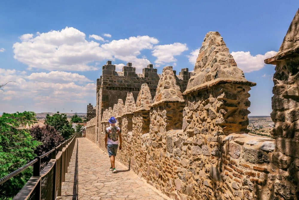 Travel Itinerary: One Day in Avila (Spain).