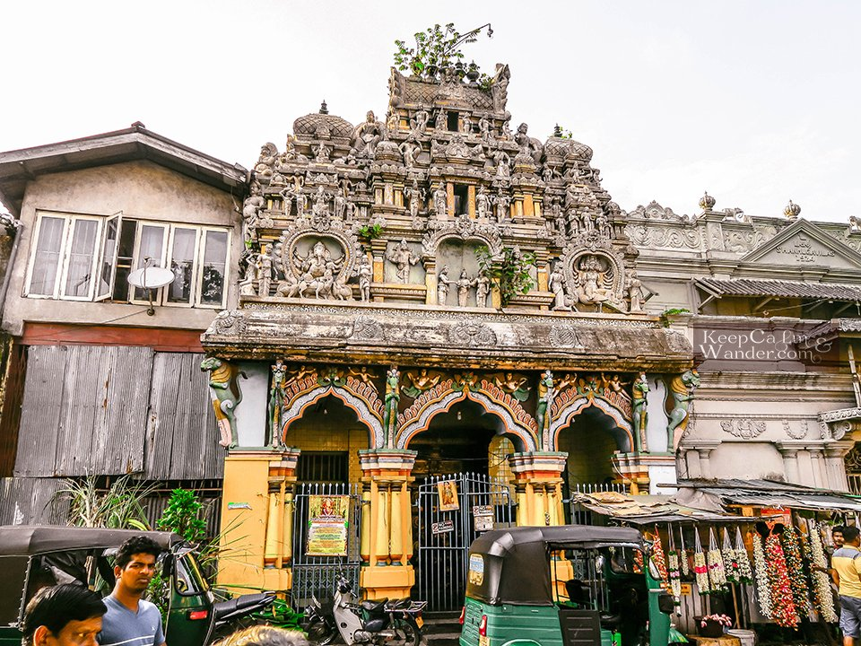 Sri Lanka: Top 9 Things to do and see in Colombo.