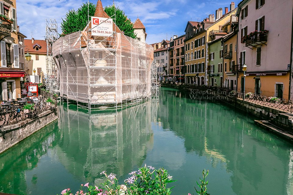 Travel Itinerary: A Day in Annecy (France).