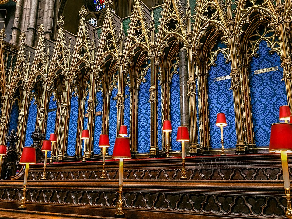 Westminster Abbey - A Royal Coronation Venue, A Religious Site and A Cemetery (London, England)