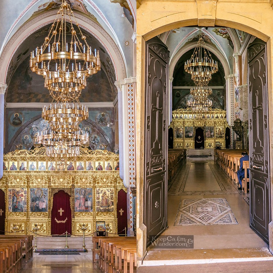 Lebanon: 10 Things to See in Beirut (St. George Orthodox Church).