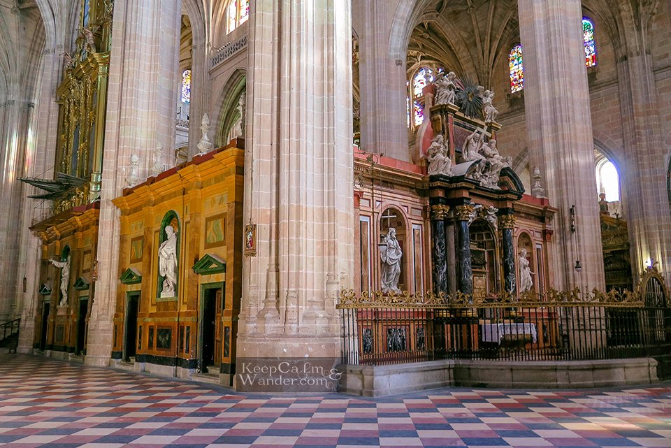 Why You Should Visit Segovia Cathedral (Spain).
