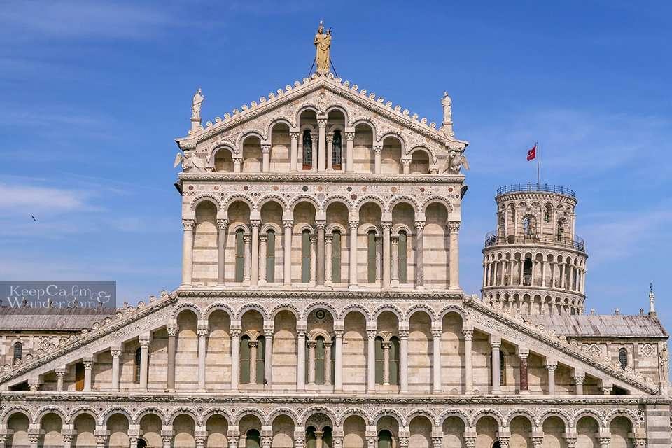 The Baptistery of Pisa - Where Galileo Was Baptized (Italy)