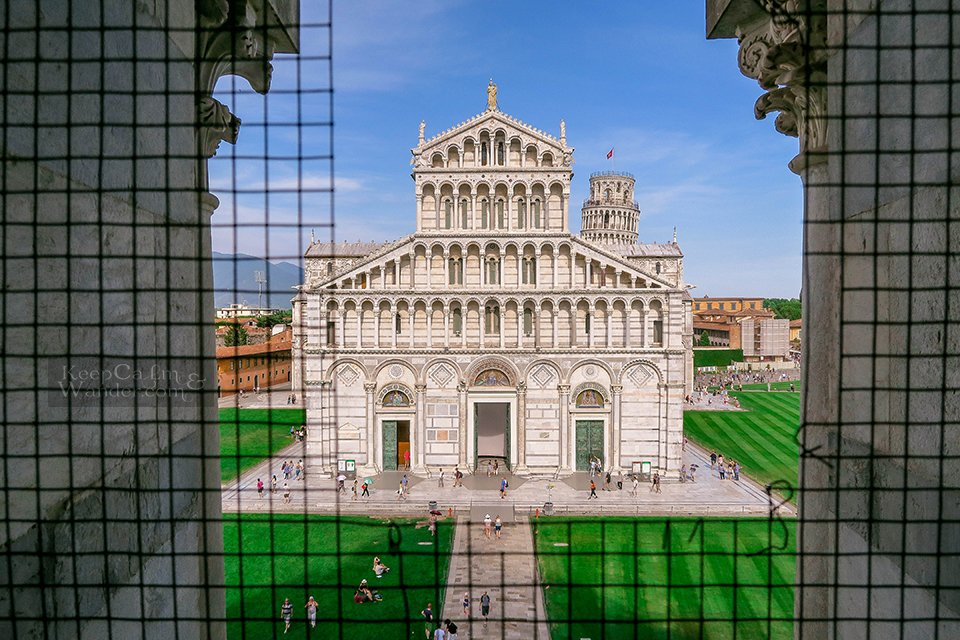 The Baptistery of Pisa - Where Galileo Was Baptized (Italy)