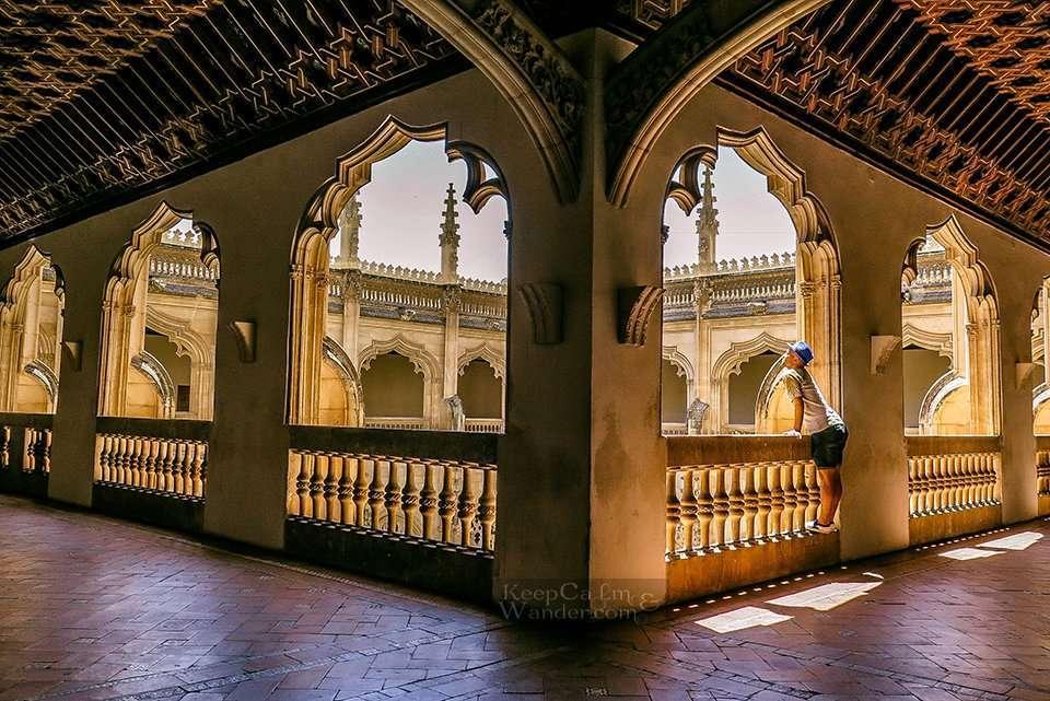 Monasterio de San Juan de los Reyes Travel Itinerary: One Day in Toledo (Spain)