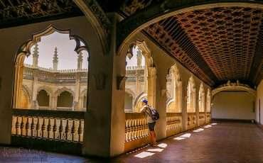 Toledo Monasterio San Juan de los Reyes Spain 4A