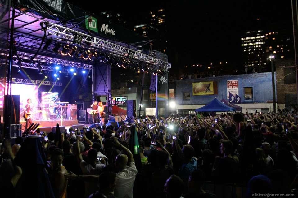Pop Goes Pride with Carly Rae Jepsen Sofonda World Pride Toronto 2014