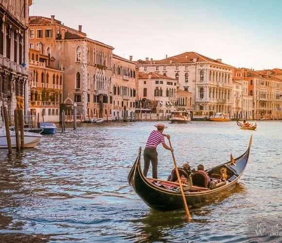 Gondolas in Venice Italy Things to Do in Venice (Italy).