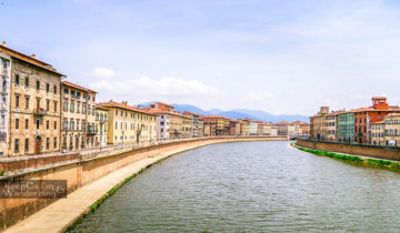 Travel Itinerary: A Day in Pisa (Italy).