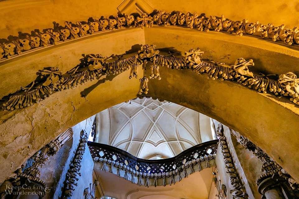 The Church With 40,000 Human Bones Inside Czech Republic).