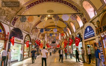 Grand Bazaar Istanbul Turkey Things to do 3
