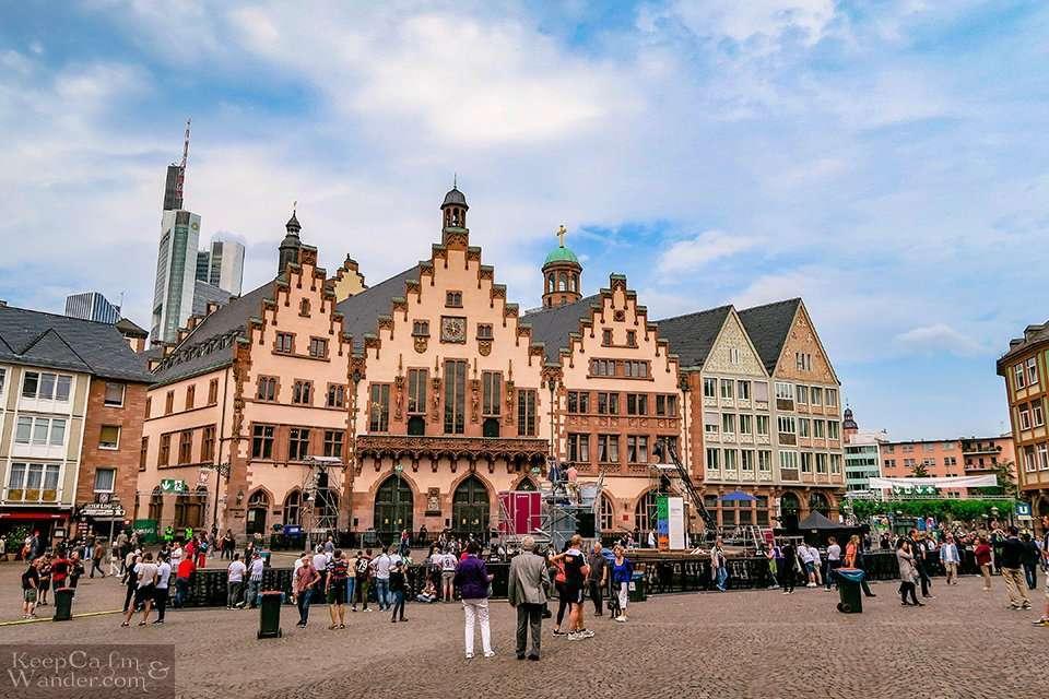 Hotels Hostel in Frankfurt Travel Blog