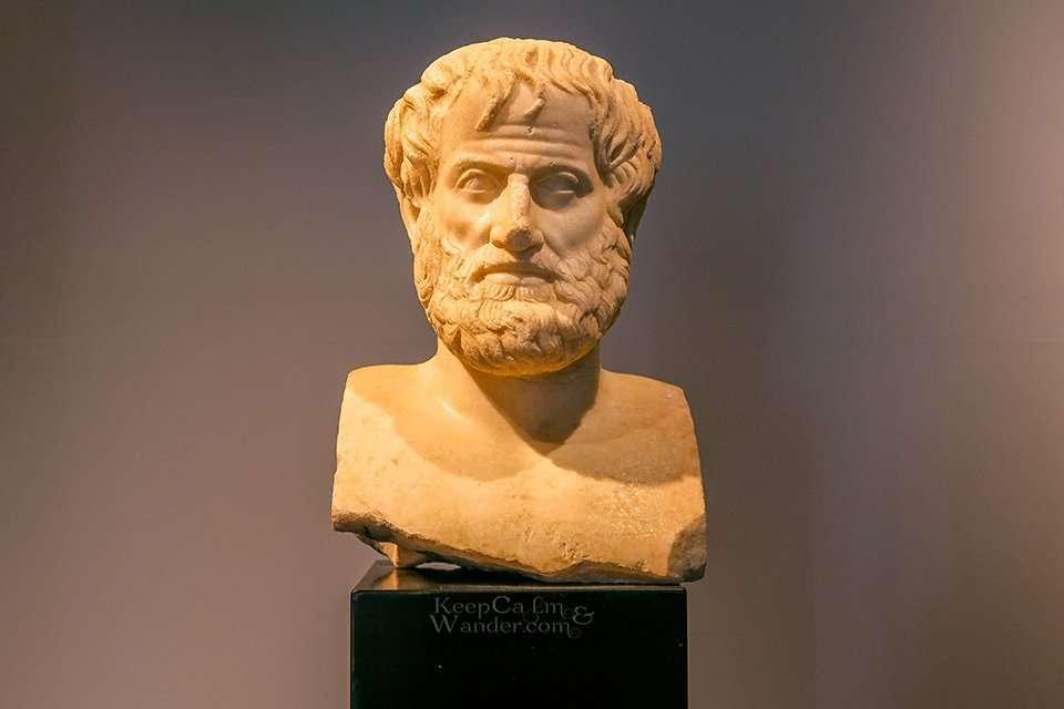 Inside the Acropolis Museum (Athens, Greece). Travel Blog Photo
